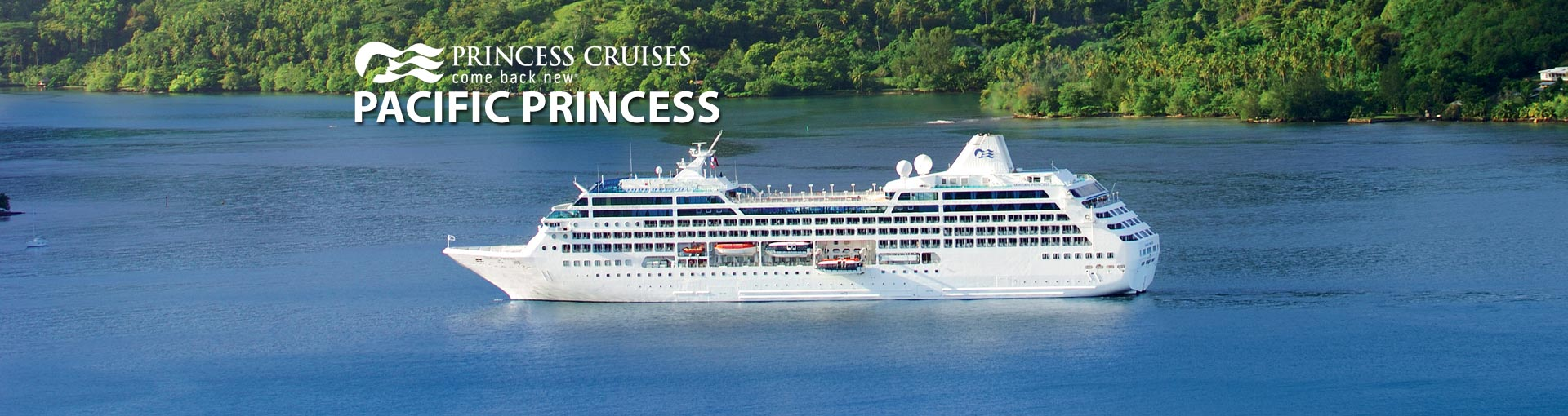 Princess Cruises Pacific Princess cruise ship