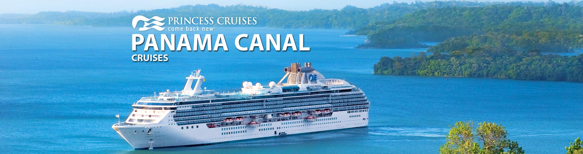 Princess Panama Canal Cruises