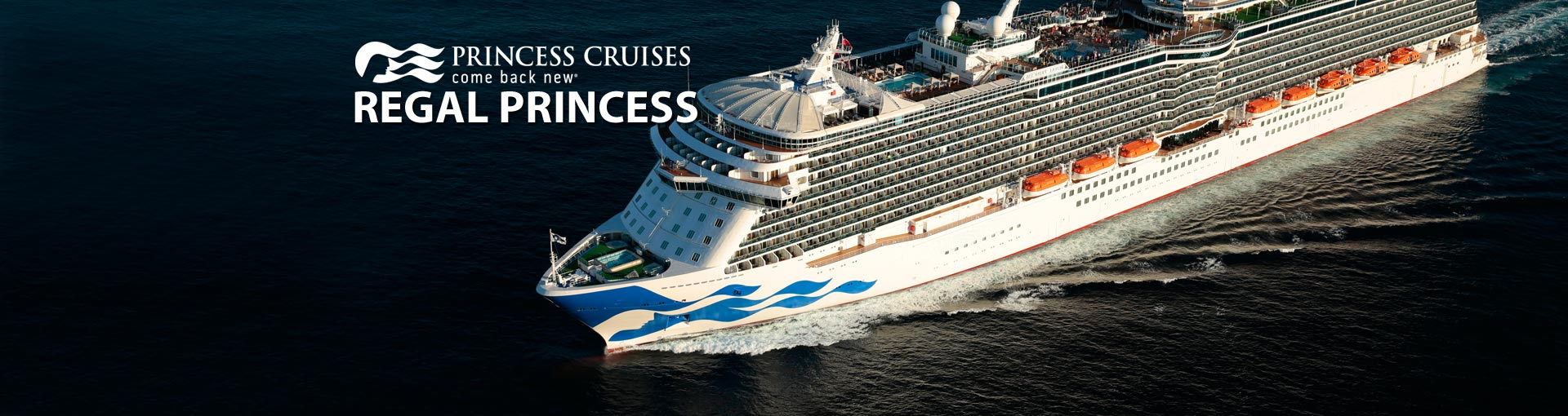 Princess Cruises Regal Princess cruise ship