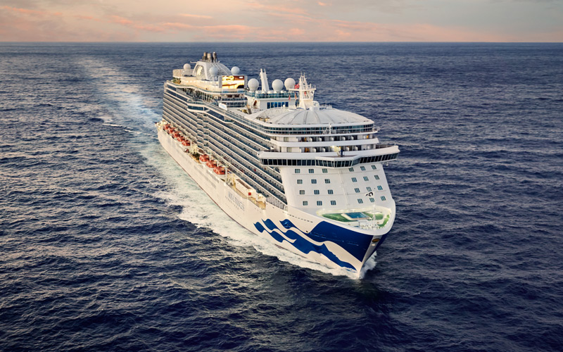 What is the best princess cruise ship for What are the best cruises