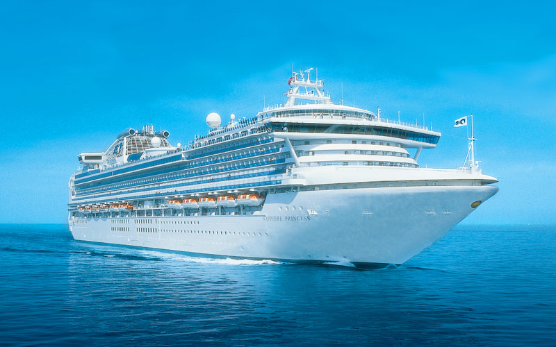 Image result for sapphire princess