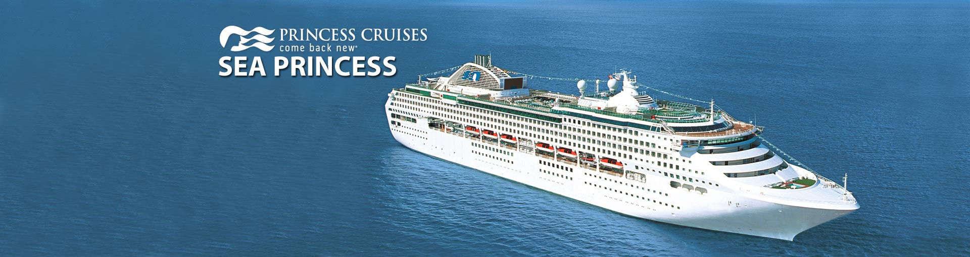 Princess Cruises Sea Princess cruise ship Sea