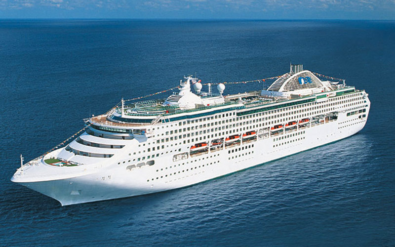Princess Cruises Sea Princess exterior