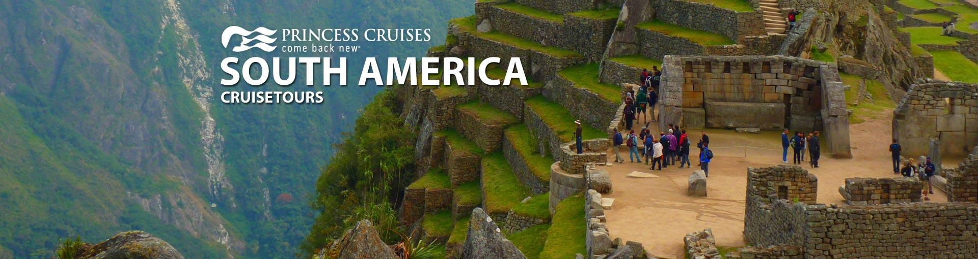 Princess South America Cruise Tours