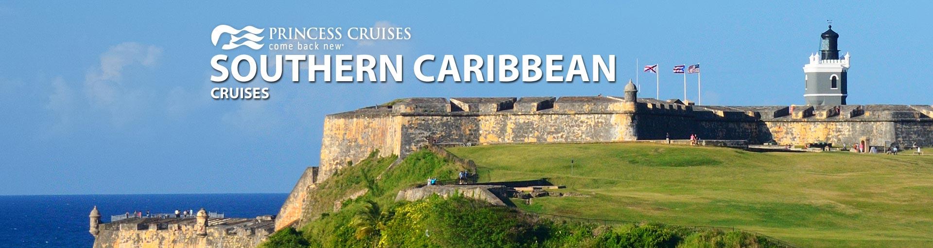 Princess Southern Caribbean Cruises