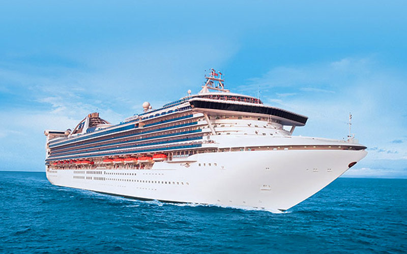 Star Princess Cruise Ship 2018 And 2019 Star Princess Destinations Deals The Cruise Web