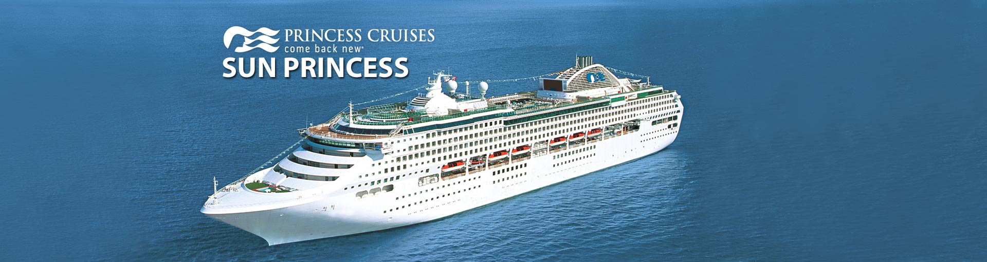 Princess Cruises Sun Princess cruise ship