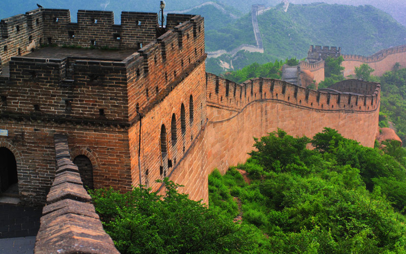 The Great Wall of China Princess Cruises Asia