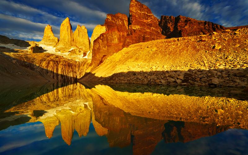 Princess South America Cruisetours Patagonia