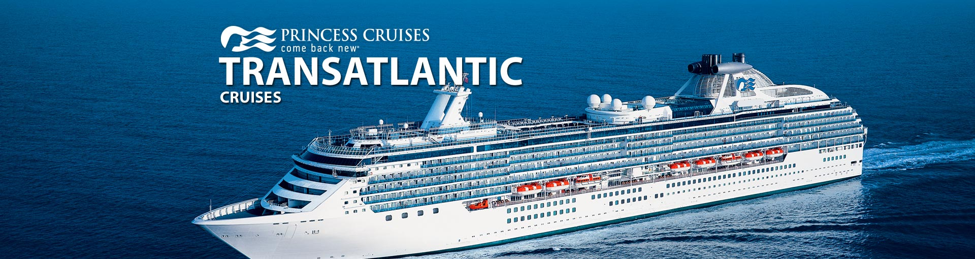 Princess Transatlantic Cruises