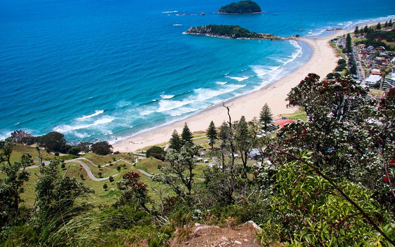 Maunganui Mountain Tauranga Princess Australia