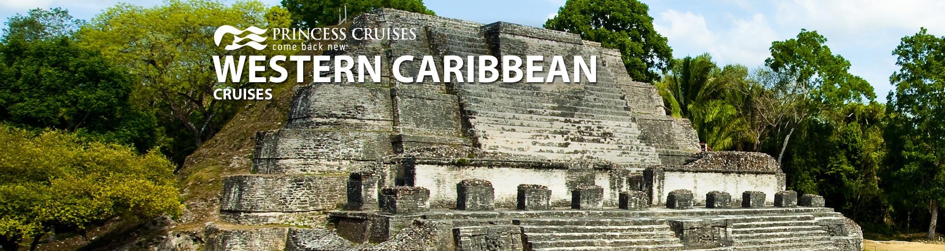 Princess Western Caribbean Cruises