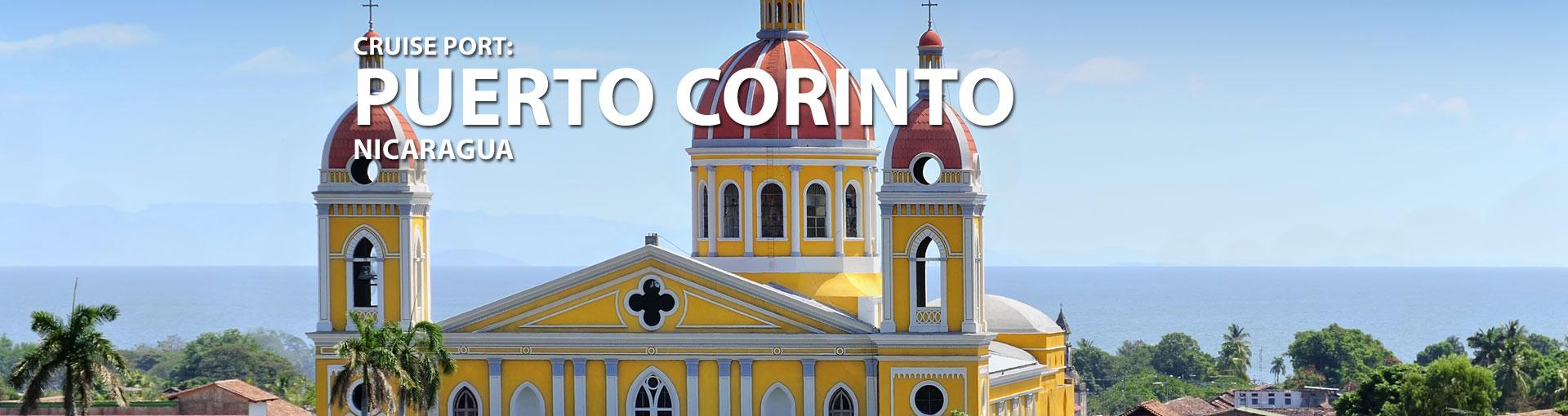 Cruises to Puerto Corinto, Nicaragua