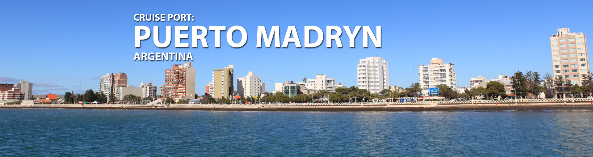 Cruises to Puerto Madryn, Argentina