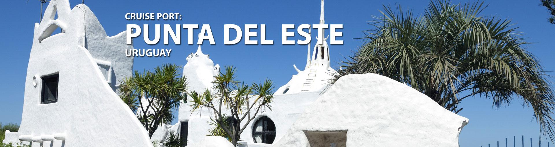 Cruises to Punta Del Este, Uruguay
