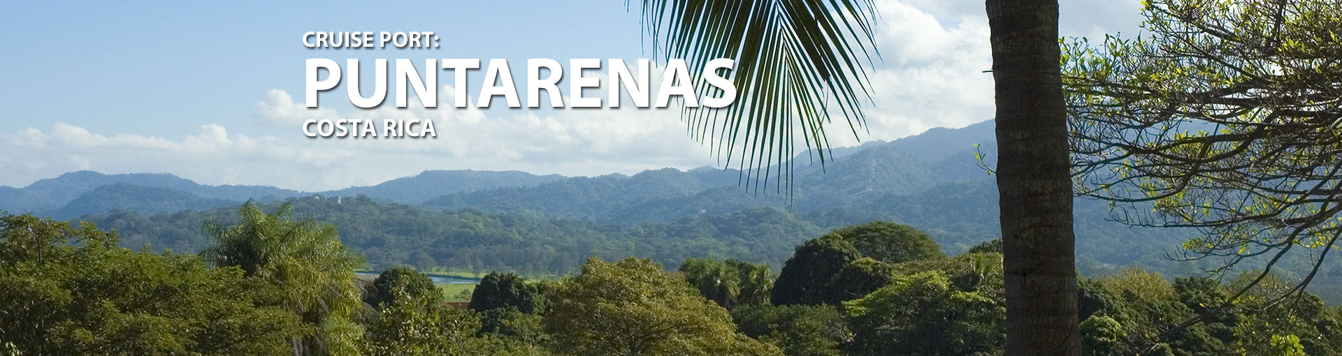 Cruises to Puntarenas, Costa Rica