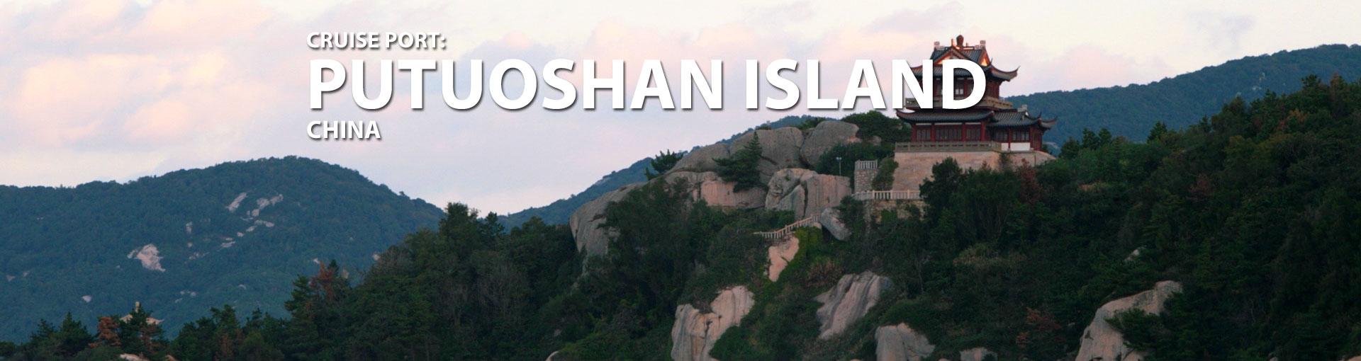 Cruises to Putuoshan Island, China