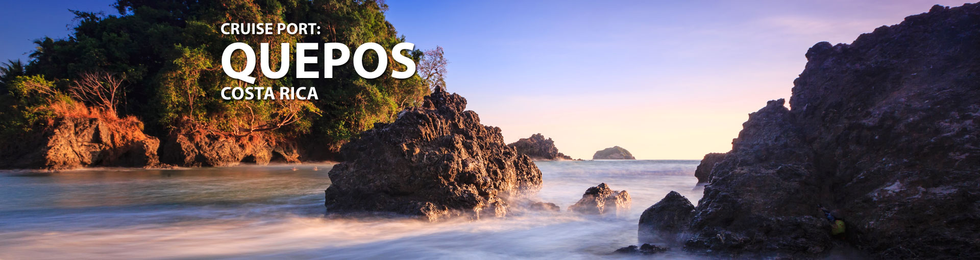 Cruises to Quepos, Costa Rica