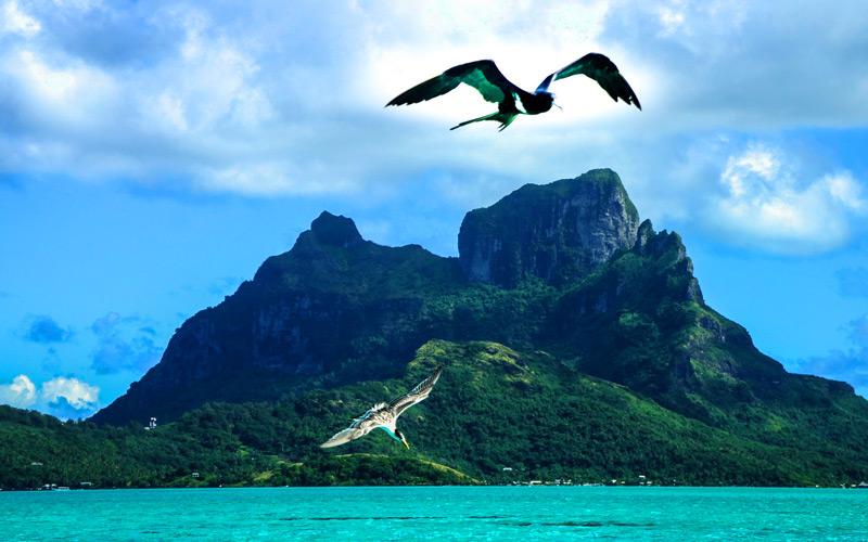 Bora Bora - Regent Seven Seas