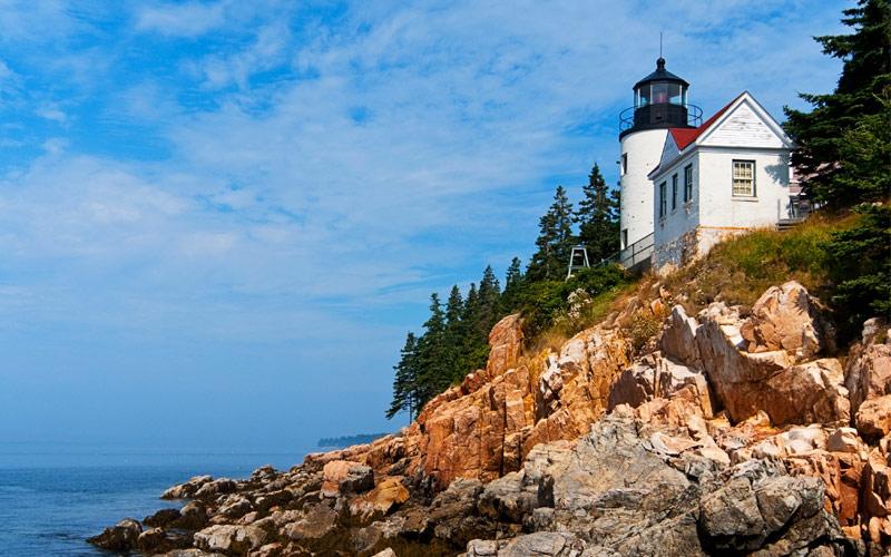 Acadia National Park Maine Regent Seven Sea Canada