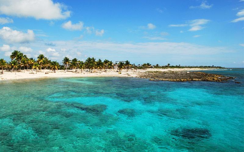 Costa Maya, Mexico Regent Seven Seas Caribbean