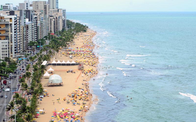 Recife, Brazil Regent Seven Seas Transatlantic