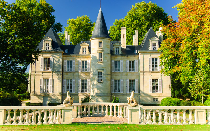 Chateau in Medoc, France Regent Seven Seas Europe