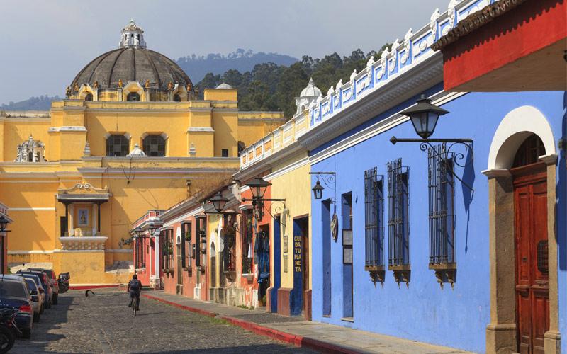 Antigua, Guatemala Regent Seven Seas Panama Canal