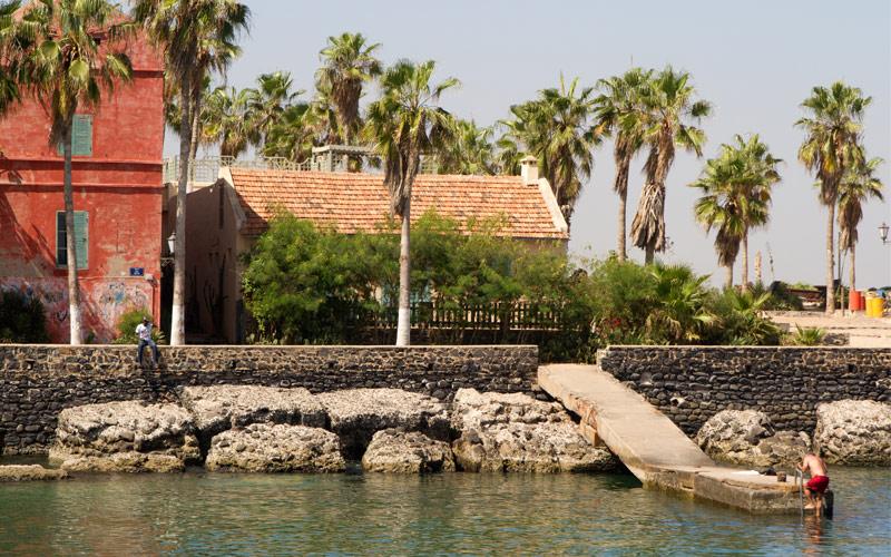 Goree Island Dakar Regent Seven Seas Transatlantic