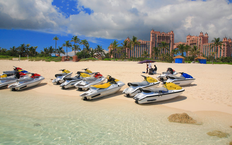 Paradise Island Regent Seven Seas Caribbean