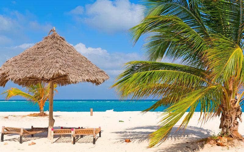 Kendwa beach, Zanzibar, Tanzania Regent Seven Seas