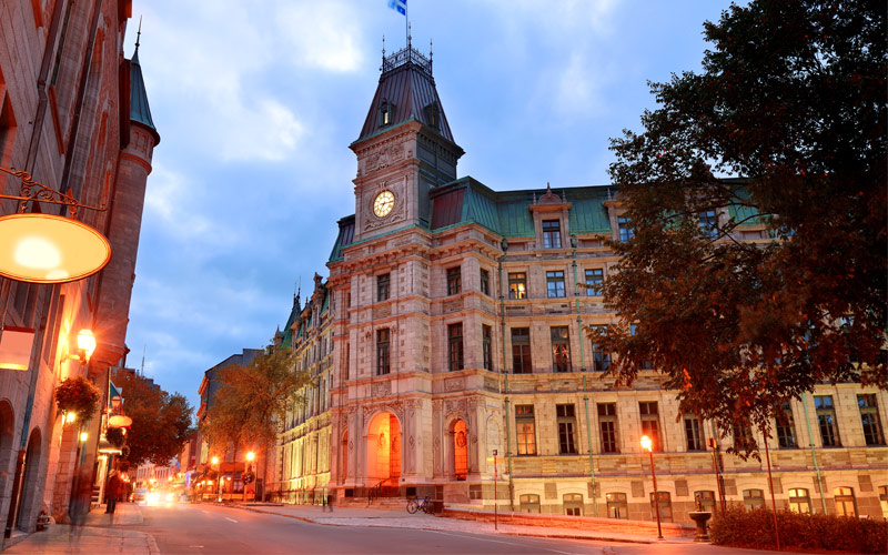 Quebec City Canada Regent Seven Seas Cruises