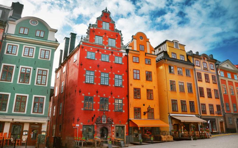 Gamla stan, Stockholm Regent Seven Seas Europe