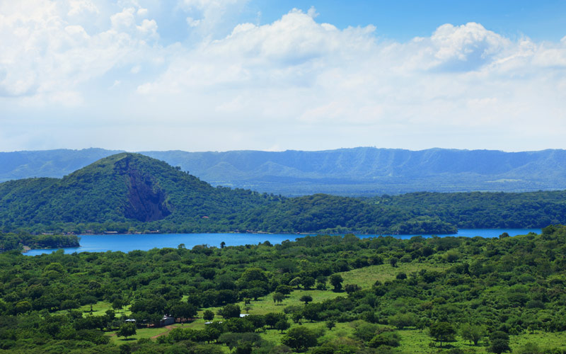 Managua, Nicaragua Regent Seven Seas Panama Canal