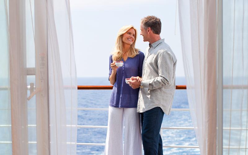 Regent Seven Seas Explorer Balcony