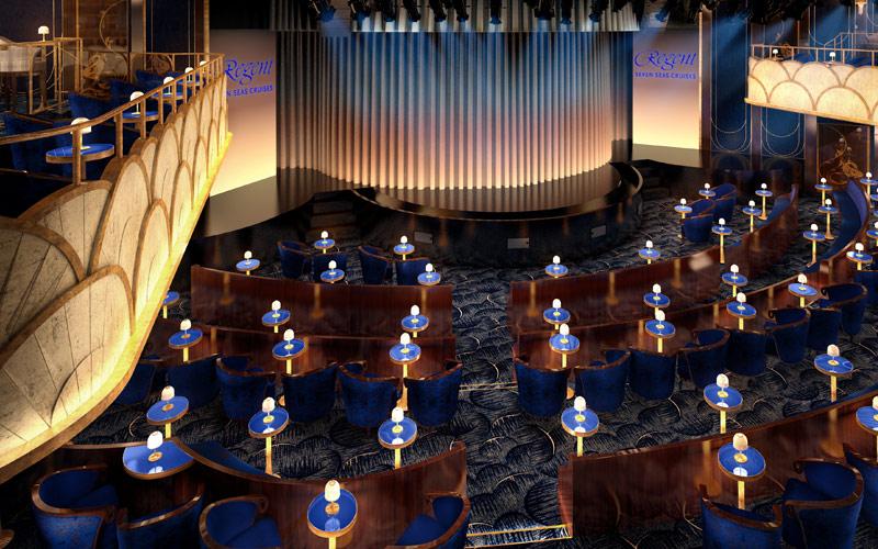 Regent Seven Seas Explorer Constellation Theater