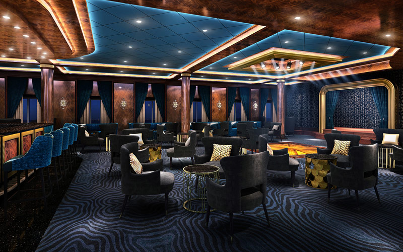 Regent Seven Seas Explorer Lounge