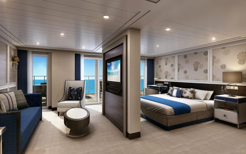 Regent Seven Seas Explorer Penthouse Suite