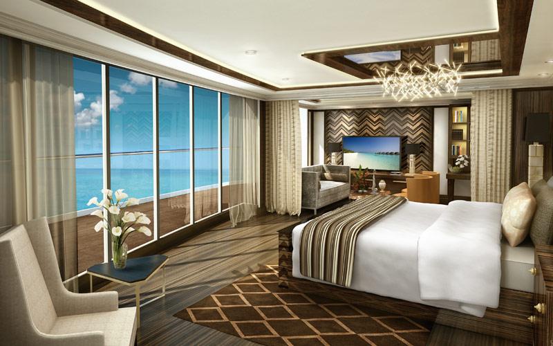 Regent Seven Seas Explorer Regent Suite