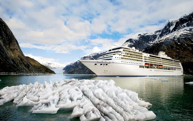 Regent Seven Seas Mariner Alaska
