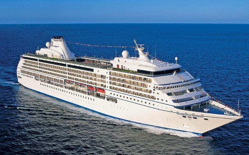 Regent Seven Seas Mariner exterior