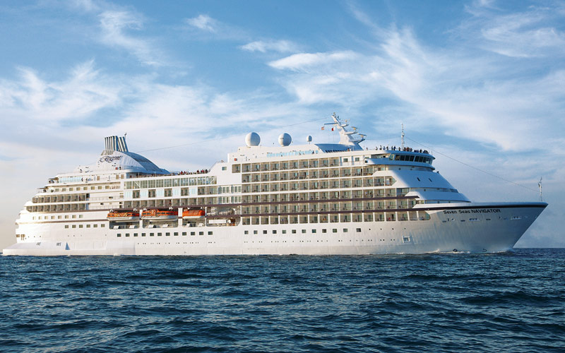 Regent S Seven Seas Navigator Cruise Ship 2018 And 2019