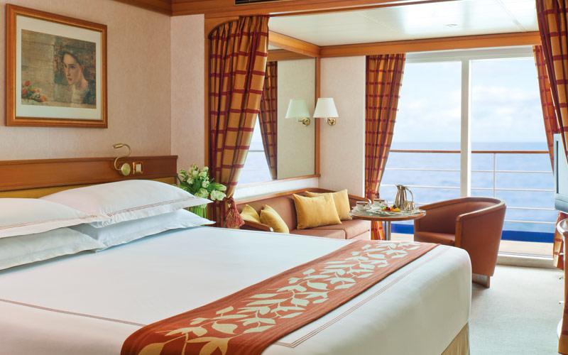 Regent Seven Seas Navigator Penthouse Suite