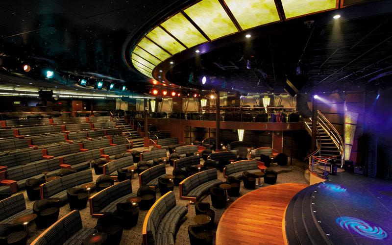 Regent Seven Seas Navigator Theater