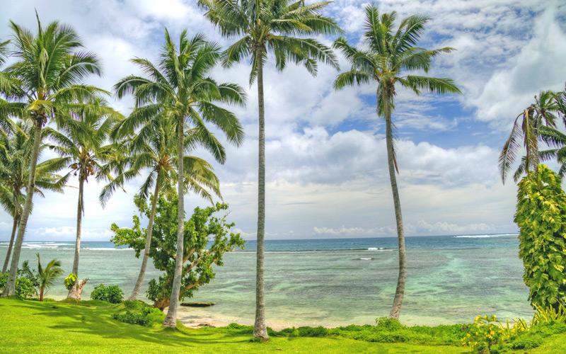 Samoa Beach - Regent Seven Seas