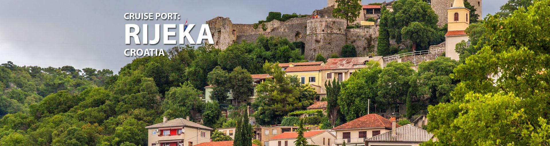 Cruises to Rijeka, Croatia