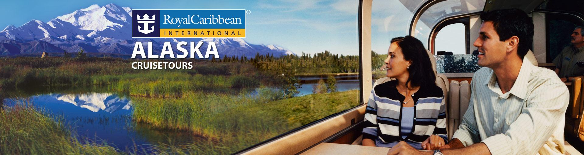Royal Caribbean Alaska Cruisetours