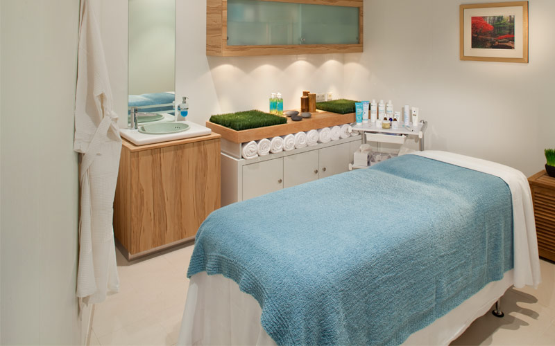 Royal Caribbean Allure of the Seas Treatment Room