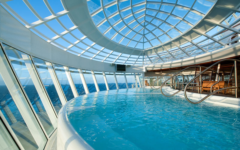 Royal Caribbean Allure of the Seas Whirlpool