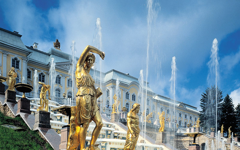 Royal Caribbean Europe Cruisetour, St. Petersburg
